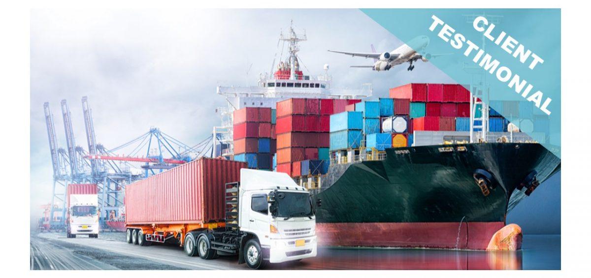 Yusen Logistics_Testimonial